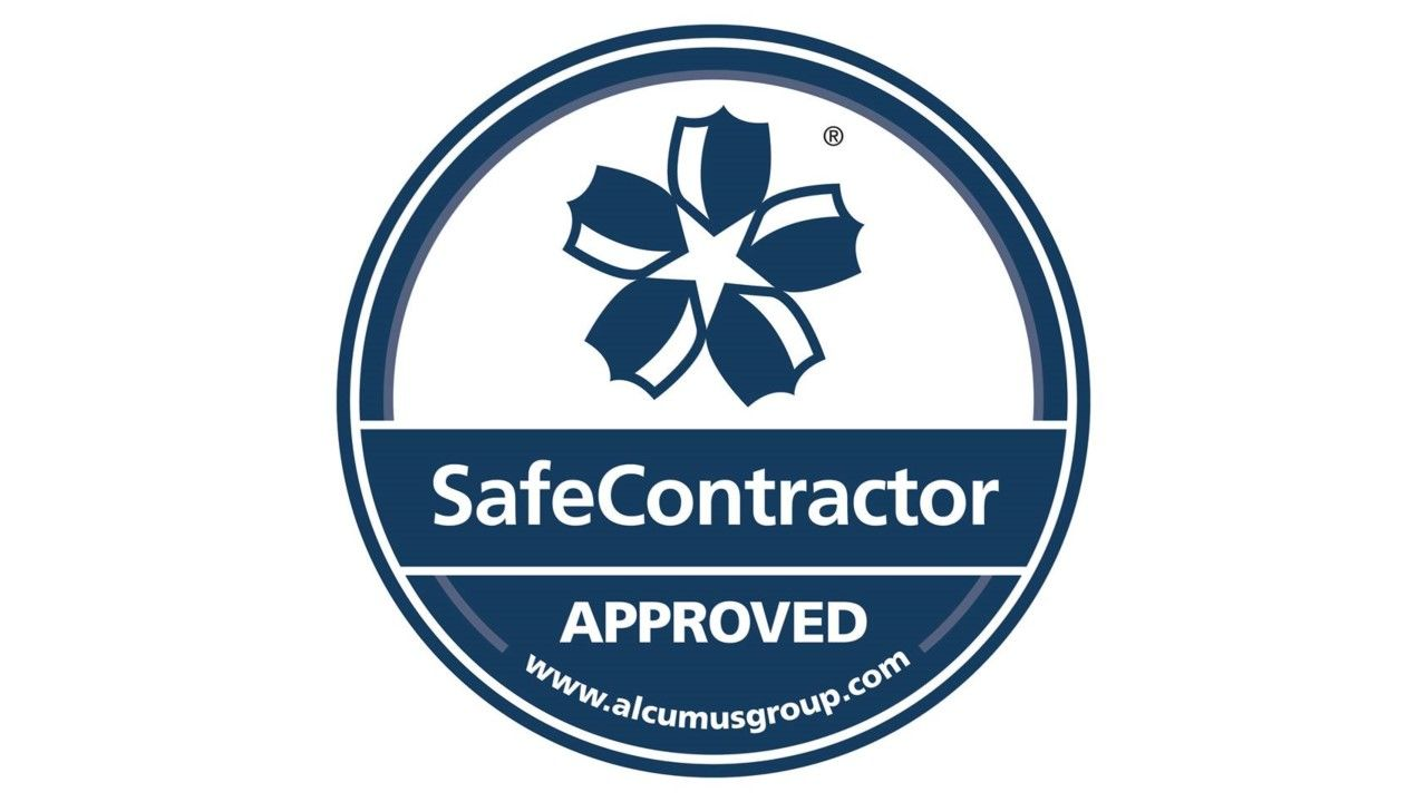 We are now SafeContractor Accredited!
