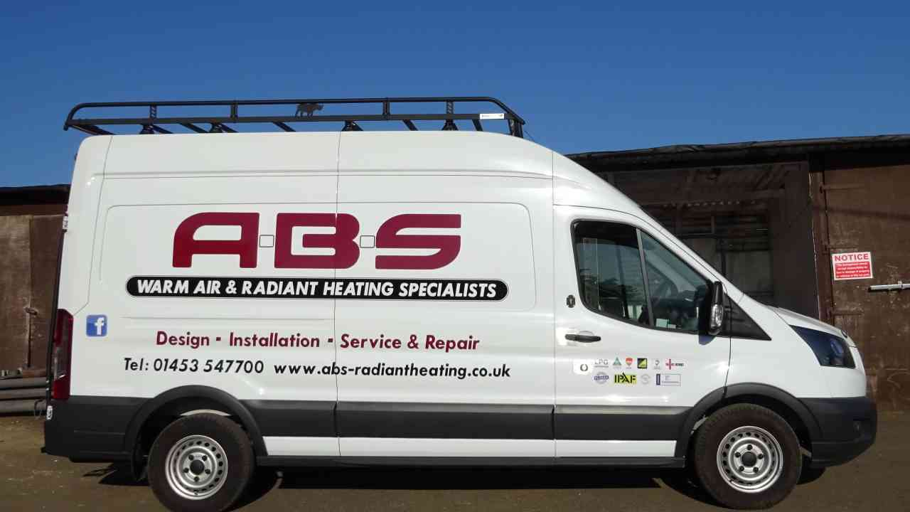 Take a look at our new vans