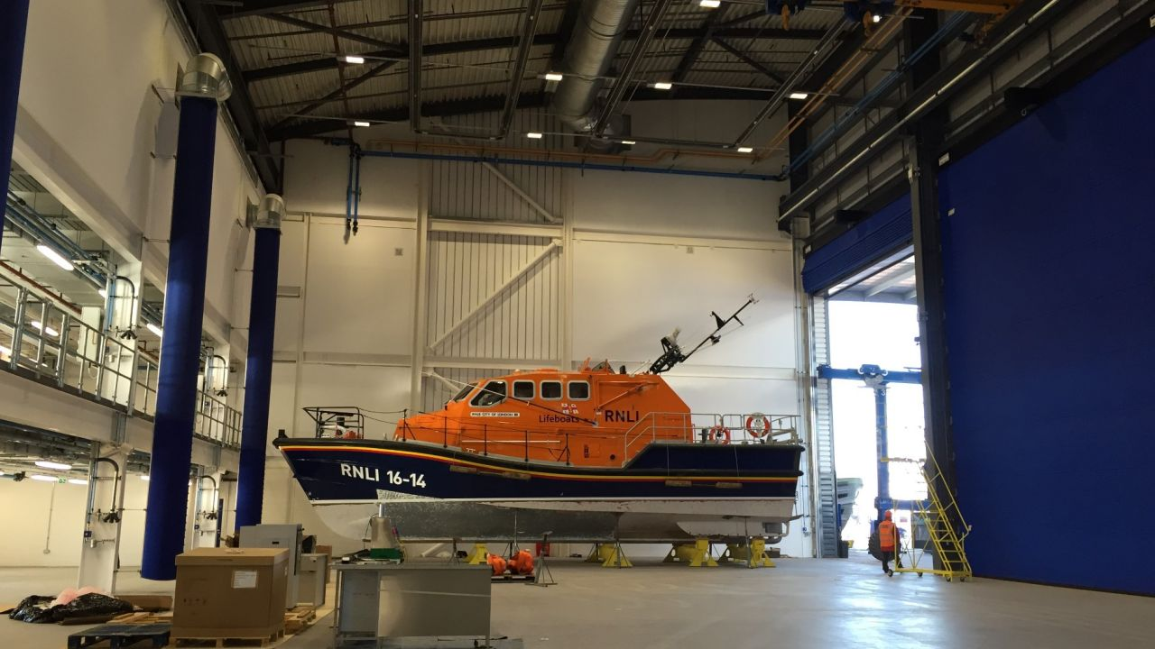 Right Crew for RNLI